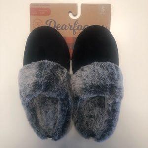 DEARFOAMS Everyday Memory Foam Women's Slippers